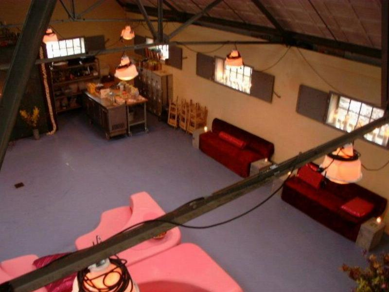 Cafe Restaurant Zaal Discotheek en eetgelegenheid