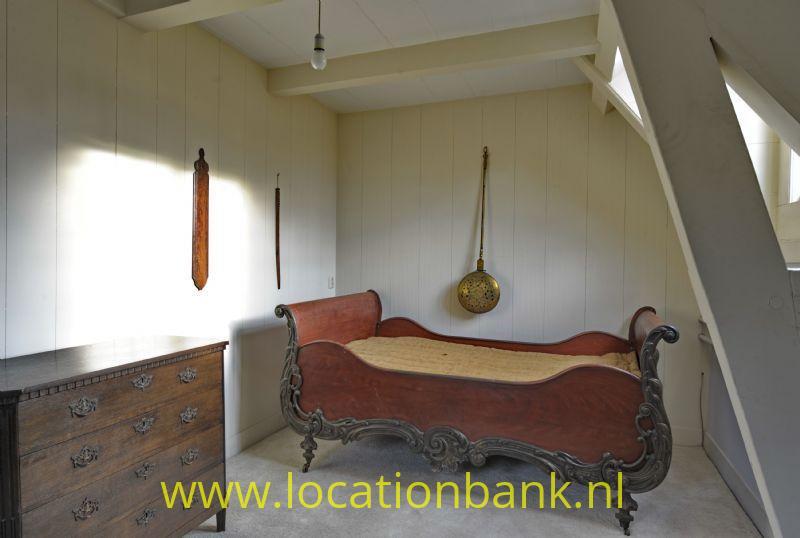 Antieke Zolder slaapkamer