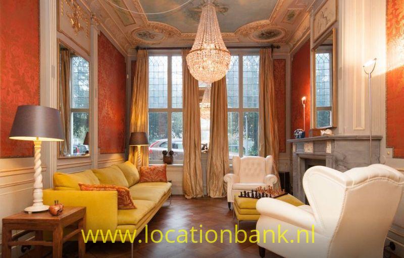 klassieke woonkamer Neo-Lodewijk XV stijl