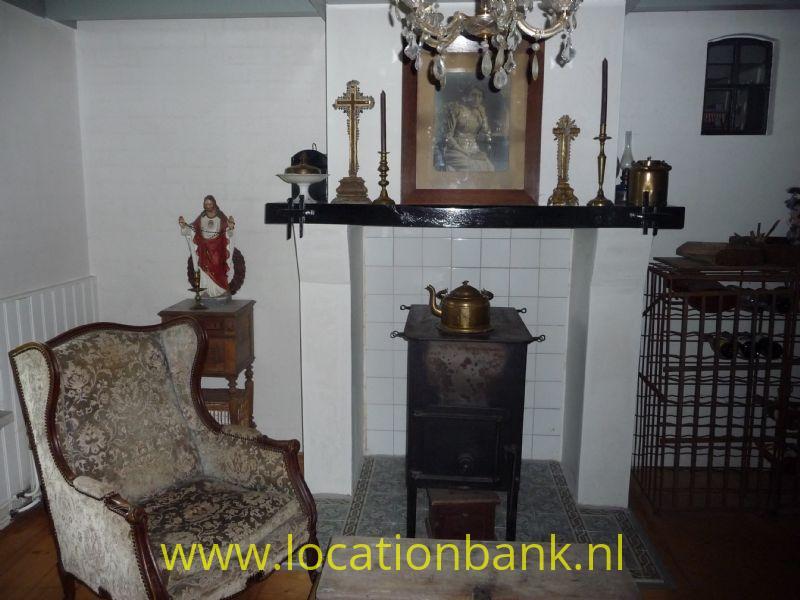 oud hollands houtkachel