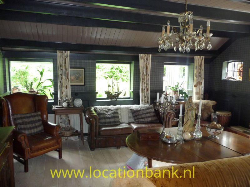 vintage huiskamer