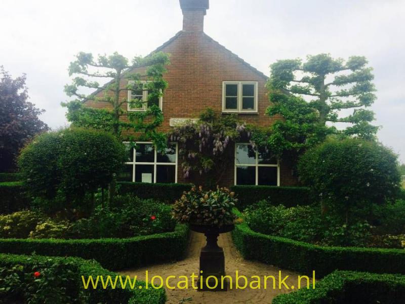 landelijke villa en bwoonboerderij