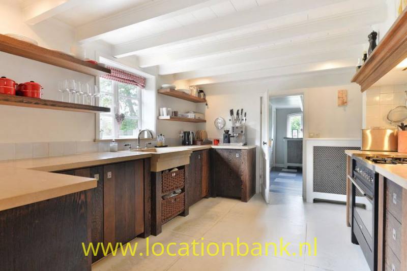 moderne ruime keuken