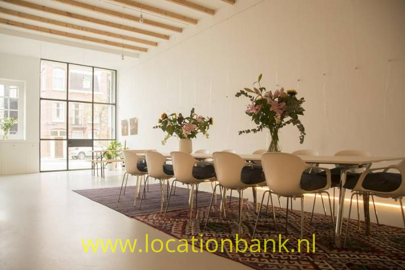 vergaderzaal en lege ruimte