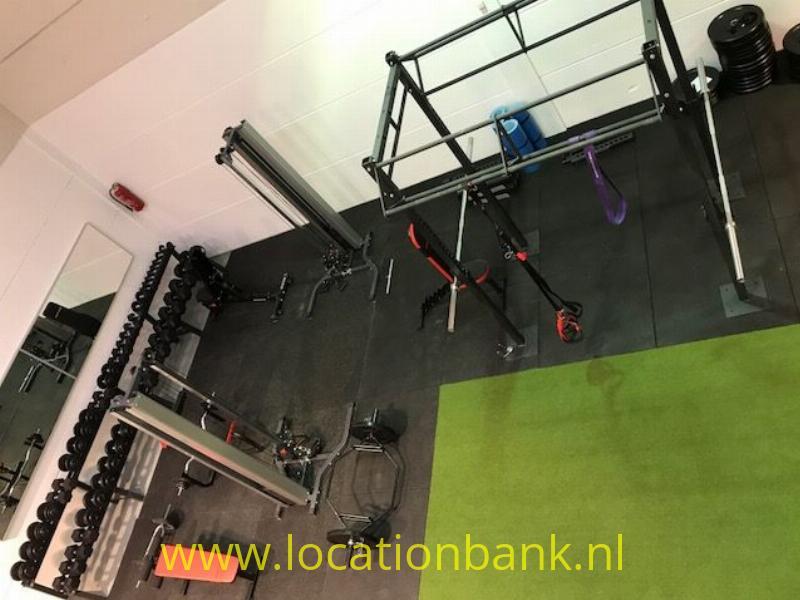boven aanzicht sportschool