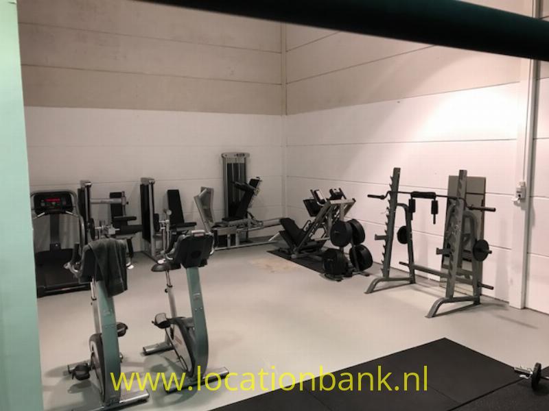 Sportschool training center sport