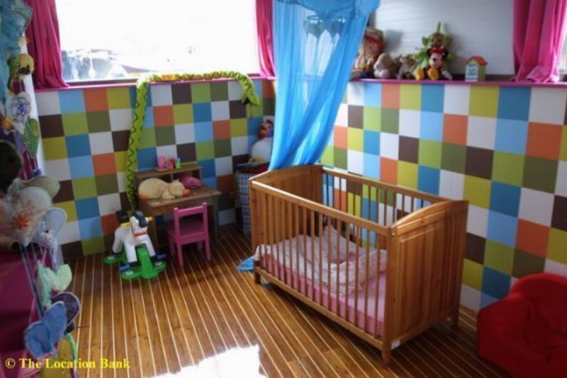 Moderne kinderkamer