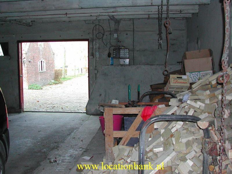 Stal of garage