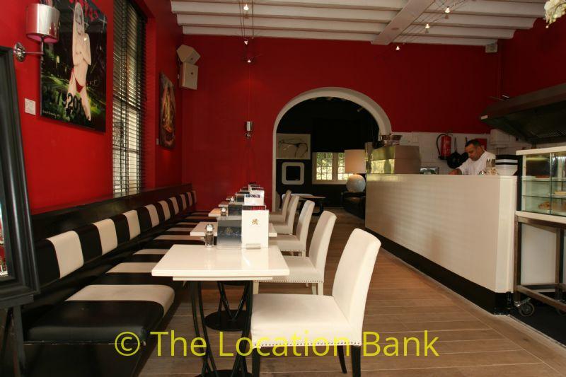 restaurant en loungebar