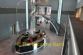 Büro reception und boardZimmers