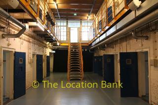 Alte prison oder jail